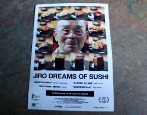 Jiro Dreams OfSushi