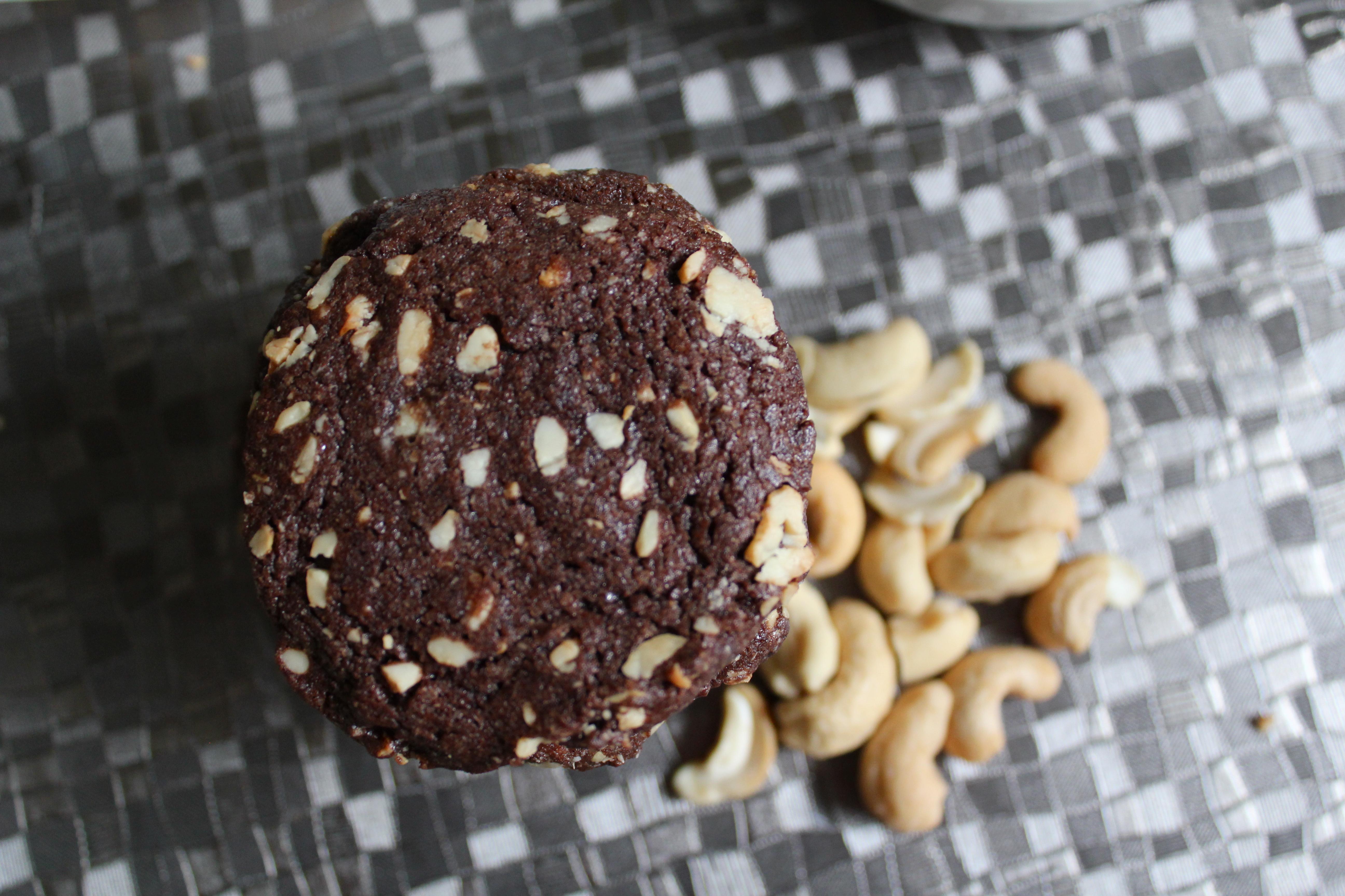 Chocolate Cashew Cookies Sweets And Brains Milo 2 Cokelat 42 Go On