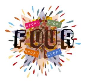 FOUR kpop