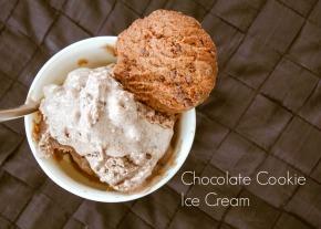 Chocolate Cookie IceCream