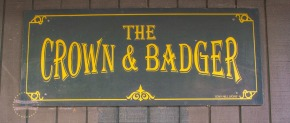 The Crown andBadger