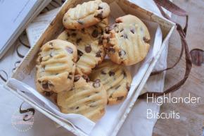 Highlander Cookies