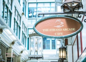 The Strand ArcadeCafe